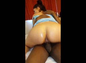 Riding option BBC dick, Hot gripe at..
