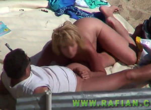 Hidden cam compilation of beach..