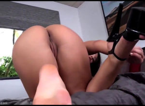 Abella Danger's dangerous booty and in..