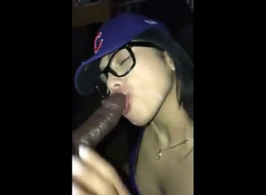 Stunning asian hooker gets her first..